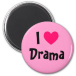 I Love Drama Fridge Magnets