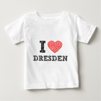 I love Dresden Infant T-shirt