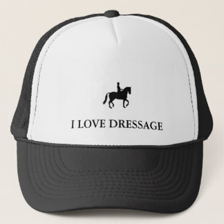 I LOVE DRESSAGE CAP