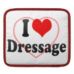I love Dressage MacBook Air Sleeves