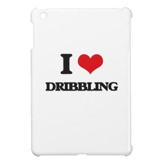 I love Dribbling iPad Mini Case