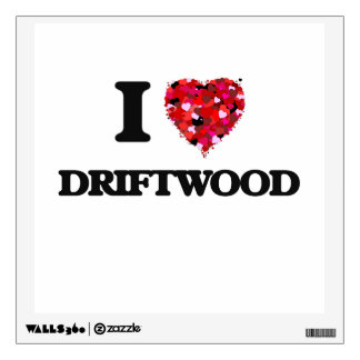 I love Driftwood Maryland Room Stickers