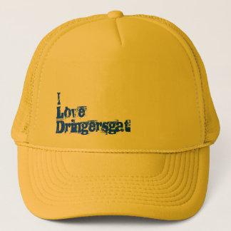 I Love Dringersgat Cap