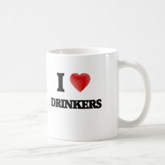 I love Drinkers Coffee Mug
