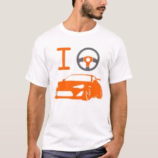 I (Love) Drive -GT86- /version3 T-Shirt