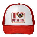 I love drive ins! mesh hat