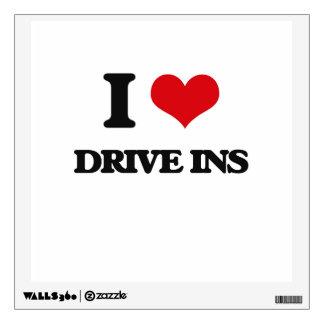 I love Drive Ins Room Graphics