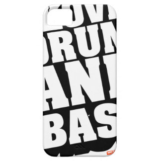 I Love Drum And Bass iPhone 5 Case