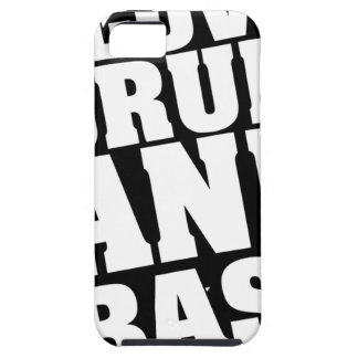 I Love Drum And Bass iPhone 5 Cases