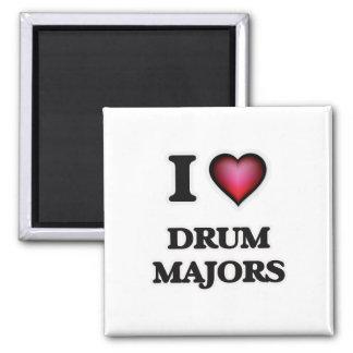 I love Drum Majors Magnet