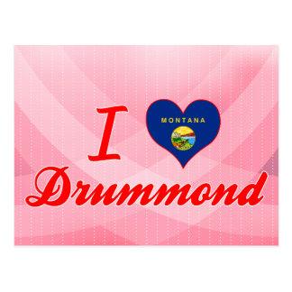 I Love Drummond, Montana Postcards