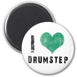 I Love Drumstep Magnet