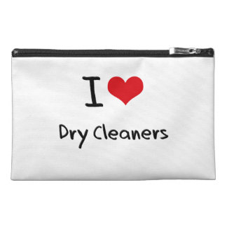 I Love Dry Cleaners Travel Accessories Bag