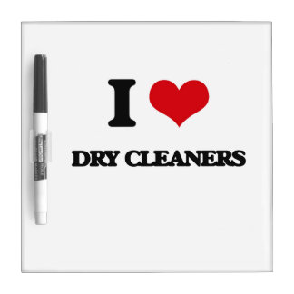 I love Dry Cleaners Dry Erase Whiteboard