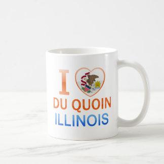I Love Du Quoin, IL Taza