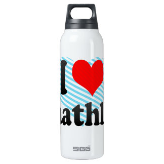 I love Duathlon 16 Oz Insulated SIGG Thermos Water Bottle