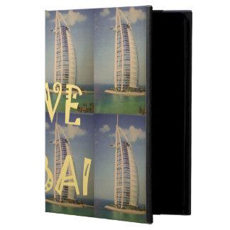 I Love Dubai Graphic Text Art Design iPad Case