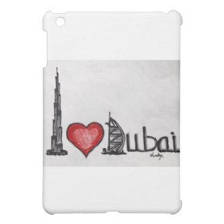 I Love Dubai iPad Mini Cases