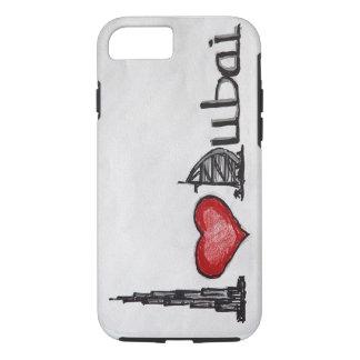 I Love Dubai iPhone 8/7 Case