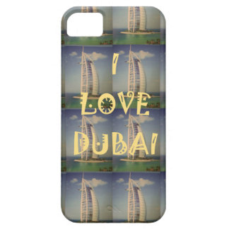 I Love Dubai iPhone SE/5/5s Case