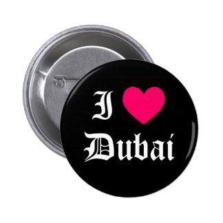 I Love Dubai Pin