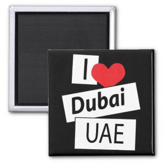I Love Dubai UAE Fridge Magnets