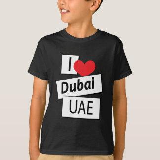 I Love Dubai UAE T-Shirt