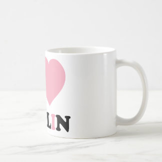I Love Dublin Coffee Mug