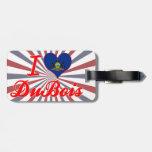 I Love DuBois, Pennsylvania Luggage Tag