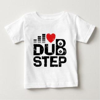 I Love Dubstep Baby T-Shirt
