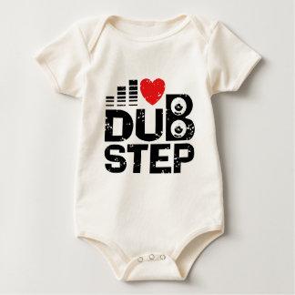 I Love Dubstep Bodysuit