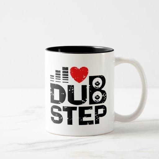 I Love Dubstep Coffee Mug