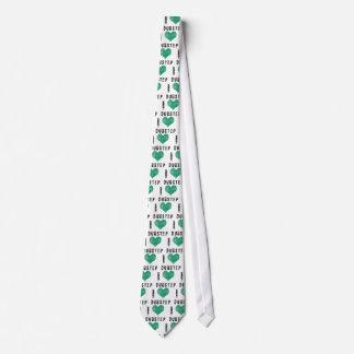 I Love Dubstep Neck Tie