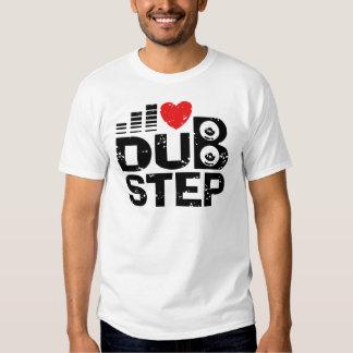I Love Dubstep Shirts