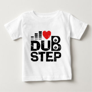 I Love Dubstep T Shirts