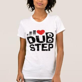 I Love Dubstep Tee Shirt