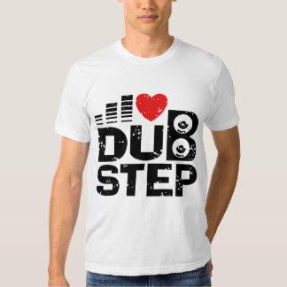 I Love Dubstep Tee Shirts