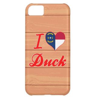I Love Duck, North Carolina iPhone 5C Cover