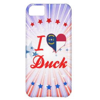 I Love Duck, North Carolina iPhone 5C Case