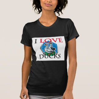 I Love Ducks Shirt