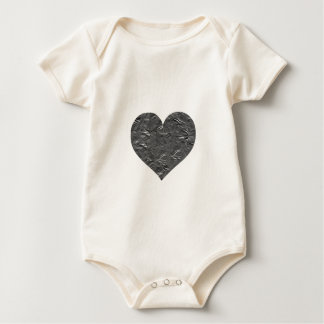 I LOVE DUCT TAPE - DUCT TAPE HEART BABY BODYSUIT