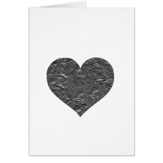 I LOVE DUCT TAPE - DUCT TAPE HEART CARD
