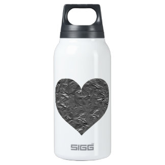 I LOVE DUCT TAPE - DUCT TAPE HEART INSULATED WATER BOTTLE
