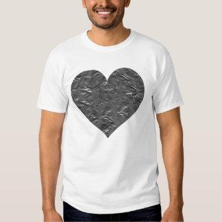 I LOVE DUCT TAPE - DUCT TAPE HEART TEE SHIRT