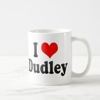 I Love Dudley, United Kingdom Coffee Mug
