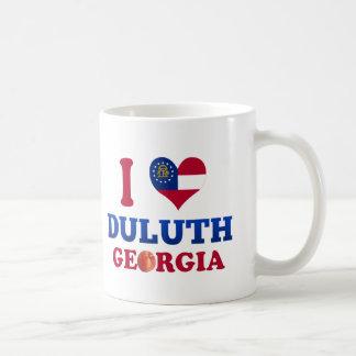 I Love Duluth, Georgia Coffee Mug
