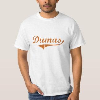 I Love Dumas Texas Tee Shirts
