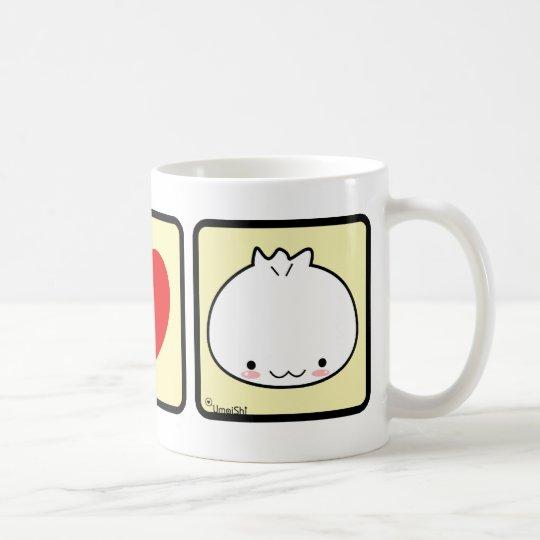 I Love Dumpling Mug (more styles)