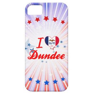 I Love Dundee, Iowa iPhone 5 Covers