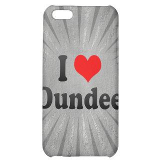 I Love Dundee, United Kingdom iPhone 5C Cover